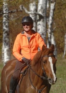 Paula Waters, horse property specialist
